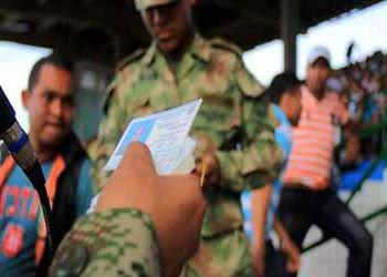 Situacion Militar Colombia