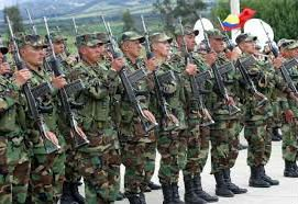 Tarjeta reservista Colombia